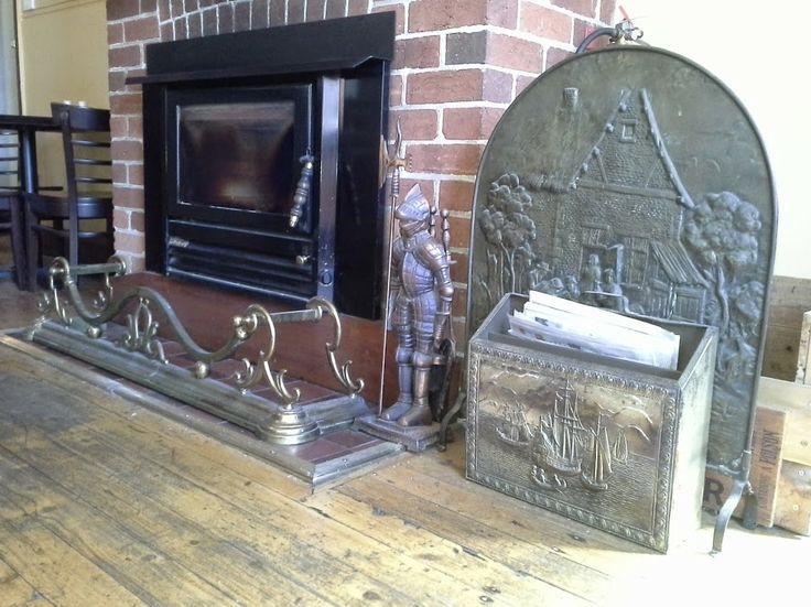 19th century brass fire guard, embossed  brass fire screen & magazine holder http://beauforthouse.com.au/antique-auction/