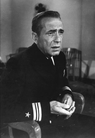 Humphry Bogart in The Caine Mutiny  - Brilliant portrayal of crazy!!