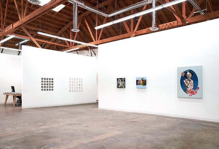 "Installation view of Phung Huynh: ""Pretty Hurts"" at CB1 Gallery on view through May 27. .  http://cb1.co/98 . Phung Huynh has had solo exhibitions at Gagosian Gallery in Beverly Hills and the Sweeney Art Gallery at the University of California Riverside and the Sam Lee Gallery in LA. Her paintings and drawings have been exhibited nationally and internationally in countries such as Germany and Cambodia. She has also completed public art commissions for the Metro Orange Line Metro Silver Line…"