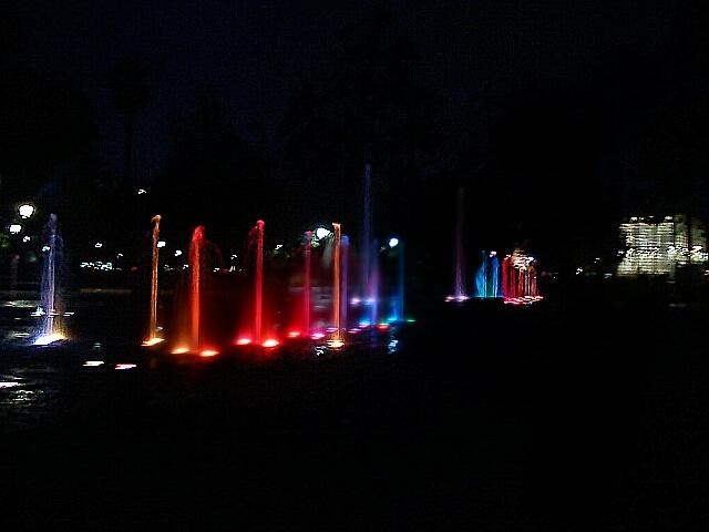 Parque Quinta Normal,Santiago,Chile