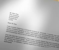 Letter of Recommendation Examples and Writing Tips: Personal Letter of Recommendation Template