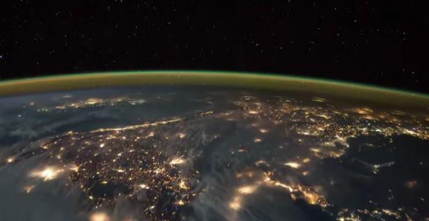 Πώς φαίνονται οι καταιγίδες από το Διάστημα [ΒΙΝΤΕΟ]