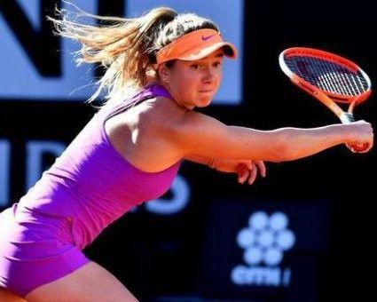 """Roland Garros"". Quarterfinal. Elina Svitolina - Simona Halep. LIVE"