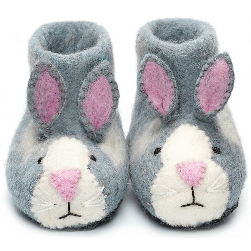 how to make rabbit fur felt