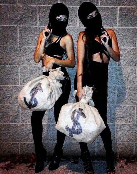 1000+ ideas about Robber Costume on Pinterest   Bank robber ...