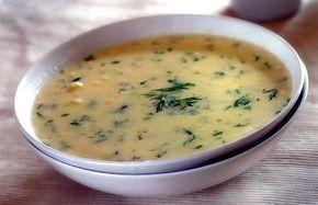 Koperkowa zupa wileńska