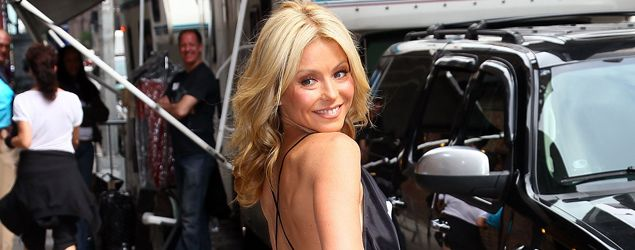 Amazing Kelly Ripa Workout Routines