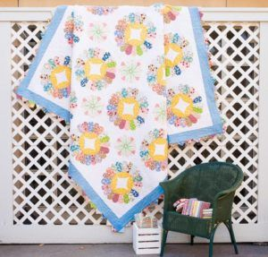Candy Dish Quilt Kit