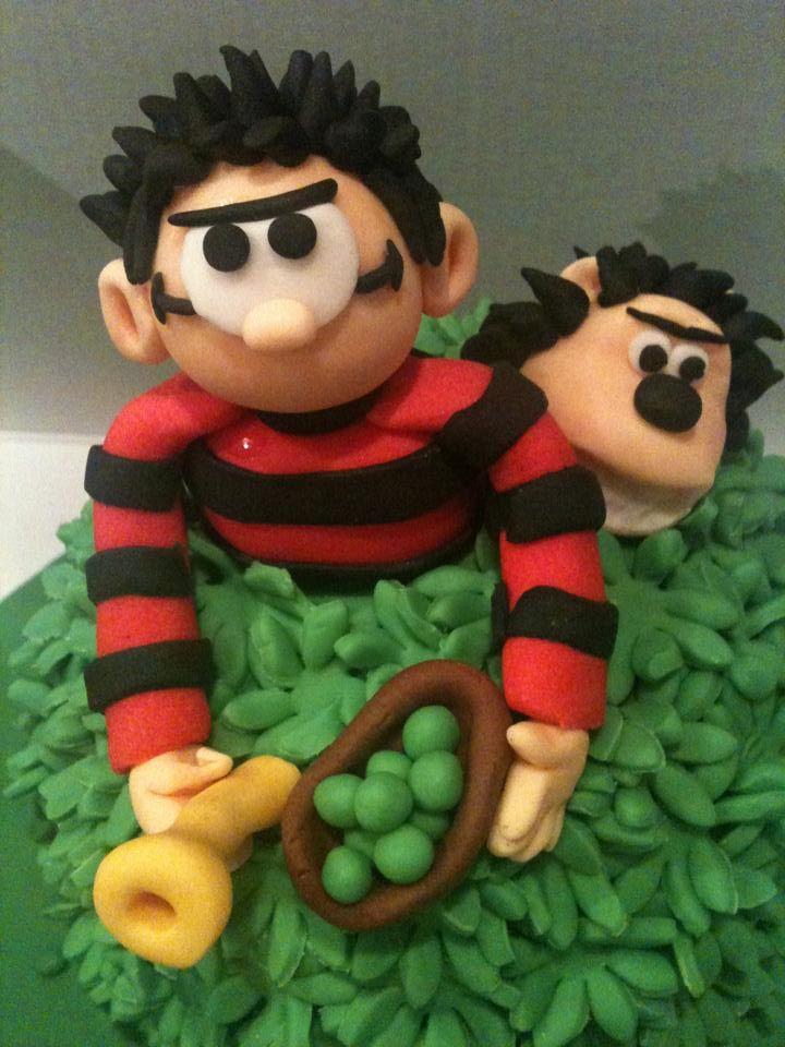 Beano Cake Topper