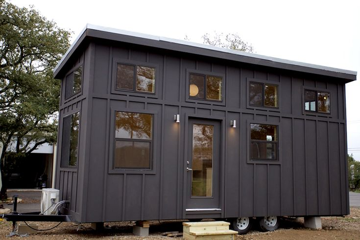 24 modern tiny house on wheels tinyhouse pinterest for Tiny house search