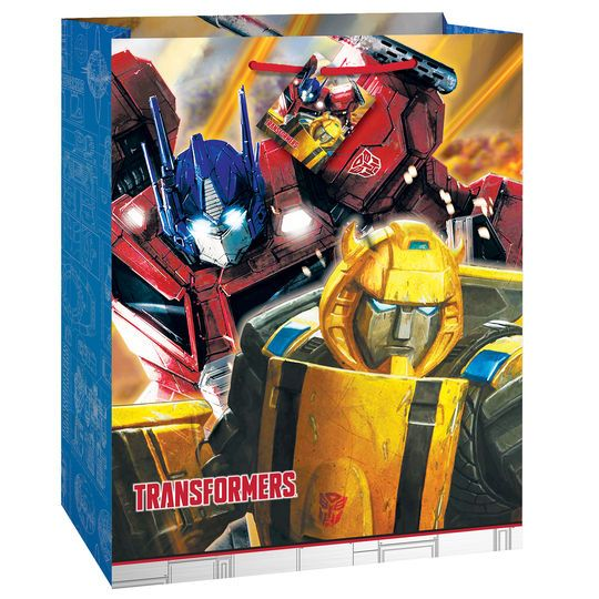 Transformers Gift Bag | Transformers Party Supplies