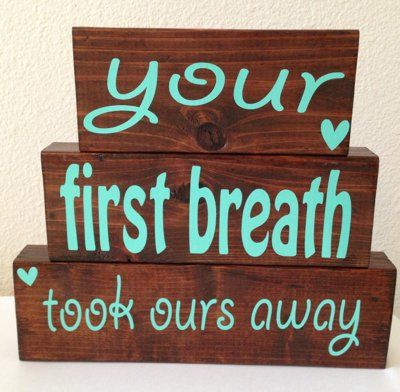 1000 Images About Baby Signs On Pinterest Hand Painted