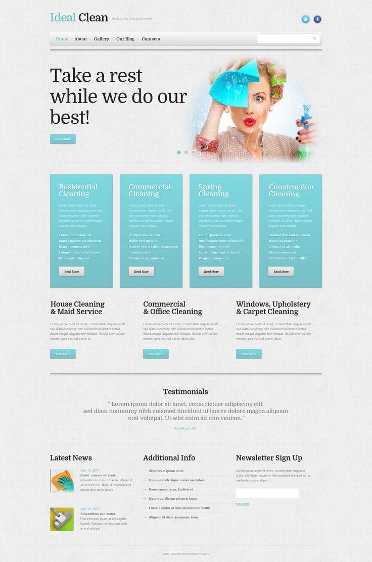Free WordPress Theme for a Cleaning Company Website  https://www.freetemplatesonline.com/templates/Free-Wordpress-Theme-For-A-Cleaning-Company-Website-579.html