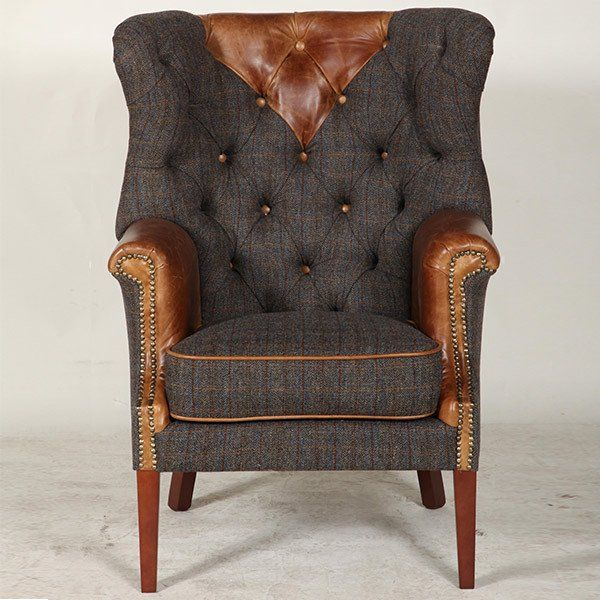 161 Best Leather Club Chairs Images On Pinterest