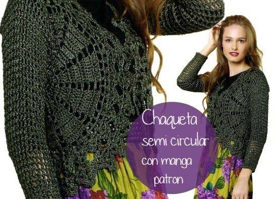 Las mejores 89 imágenes de crochet en Pinterest | Patrones de ...