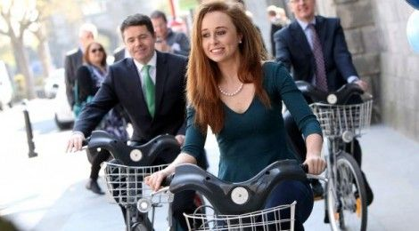 DublinBikes users pedal 10 million trips -- nearly 1 million in 2015 alone