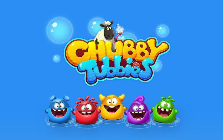 Chubby Tubbies on Behance