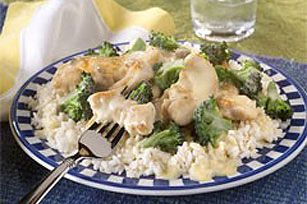 Easy Broccoli Chicken