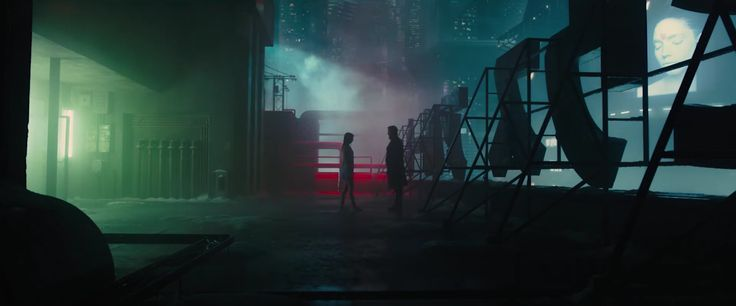 A Peak inside the Cinematography of Blade Runner 2049