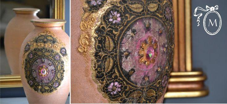 Марина Моурао Блог & Art »Блог пластик художника Марина Моурао о культуре, люди, обычаи, мода, иллюстрации, живопись, украшения и все виды arte.Pote Клей работал с тканью и драгоценностями - Марина Моурао Блог & Art