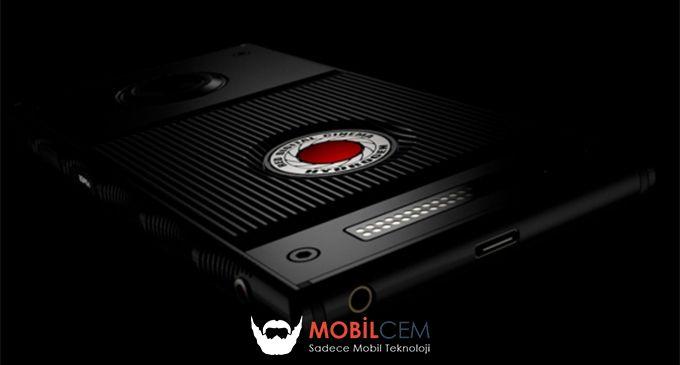 RED'den Dünyanın İlk Holografik Telefonu