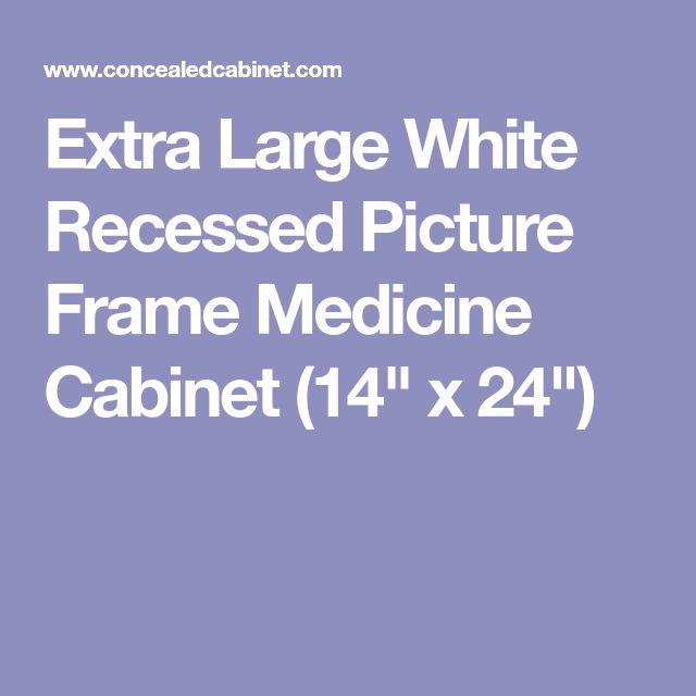 Best 25+ Large medicine cabinet ideas on Pinterest | Small ...
