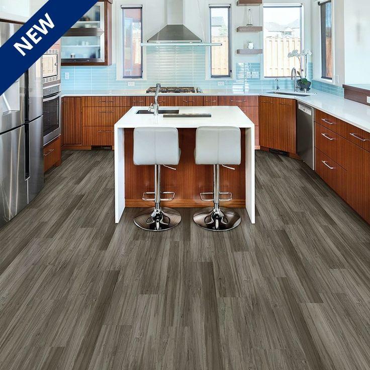 Durable Vinyl Flooring Is Perfect As Bathroom Flooring, Kitchen Flooring,  And Basement ...