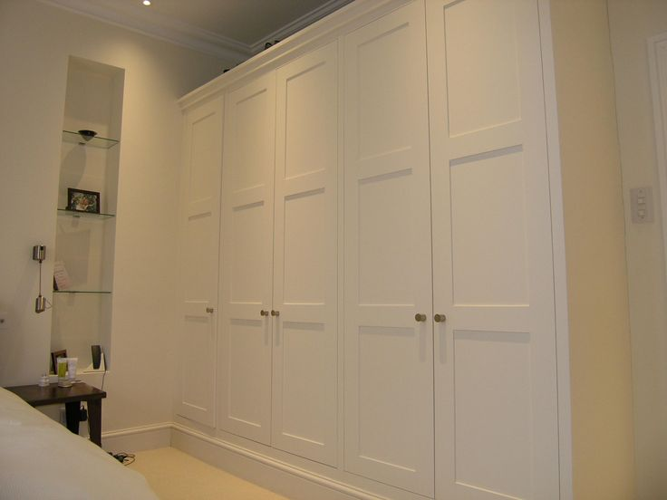 17 best images about bedroom ideas on pinterest shaker for Bedroom ideas with built in wardrobes