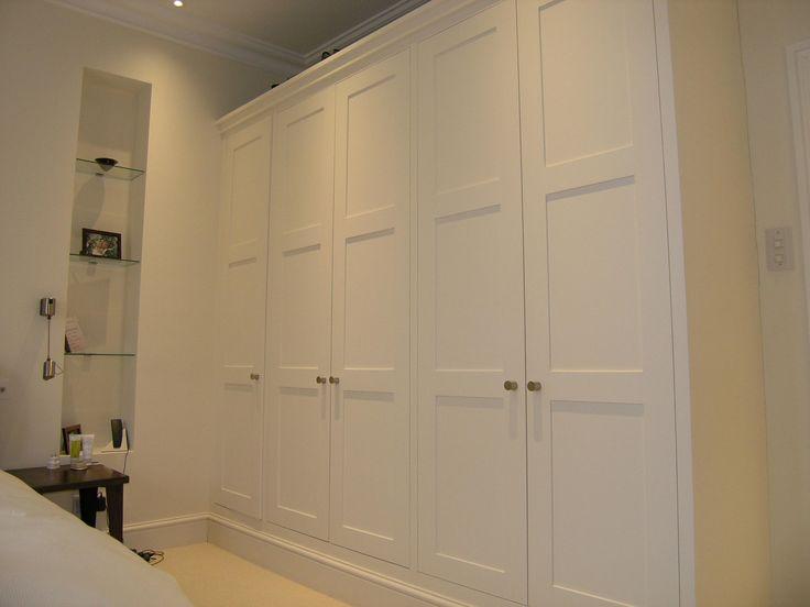 17 best images about bedroom ideas on pinterest shaker for Built in wardrobe designs for bedroom