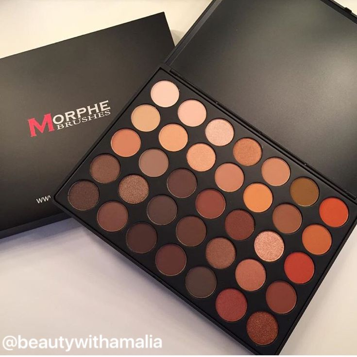 Morphe 350 palette #morphe350 #eyeshadow Instagram- @beautywithamalia Beauty & Personal Care http://amzn.to/2kaLGnP