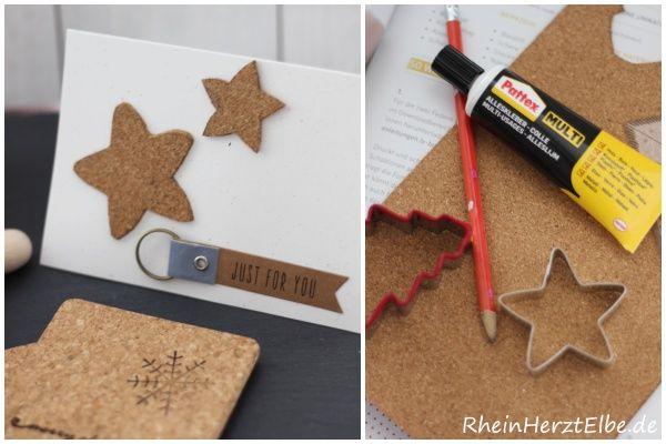Mit kork tolle diy ideen basteln cork for Ikea christbaumkugeln
