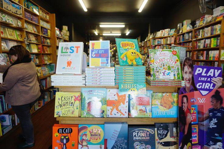 HOT: The Little Bookroom, 759 Nicholson St, Carlton North http://tothotornot.com/2013/01/little-bookroom/