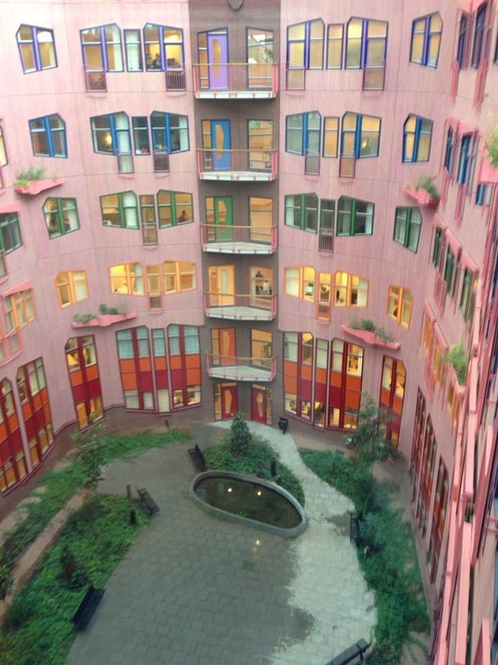 Isala Ziekenhuis Binnenplaats