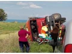 Molise: #Camion #carico di #mais si ribalta al Tratturo due feriti in ospedale (link: http://ift.tt/2dXqsuV )