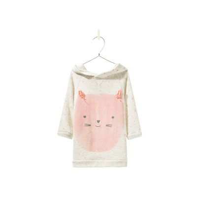 KITTEN DRESS from Zara