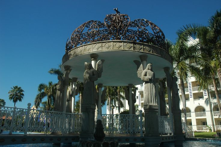 Marriage Gazebo in Puerto Vallarta