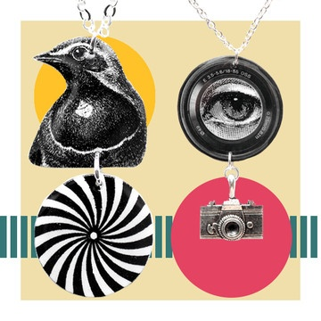 Tilly Bloom Illustrious Graphic Jewelry
