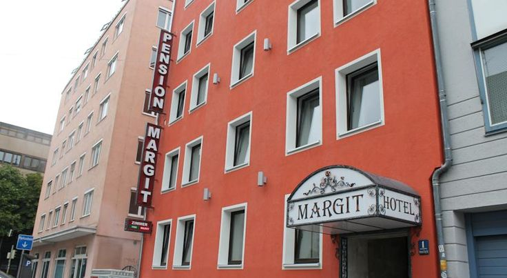 Pension Margit München Just a 5-minute walk from the Oktoberfest site and Munich Central Train Station, this family-run guest house offers spacious rooms with satellite TV and free Wi-Fi.