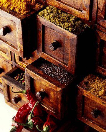 Spice chest adore spices!