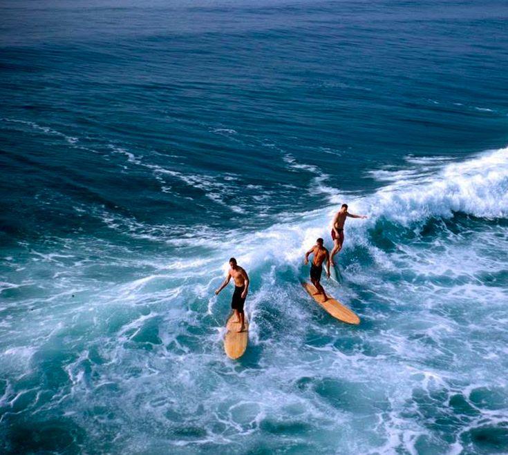 Huntington Beach 1958