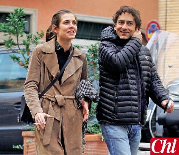 Charlotte Casiraghi a Roma insieme a Lamberto Sanfelice: un romantico weekend insieme
