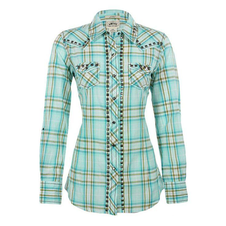 Ariat Women's Sunny Long Sleeve Western Shirt