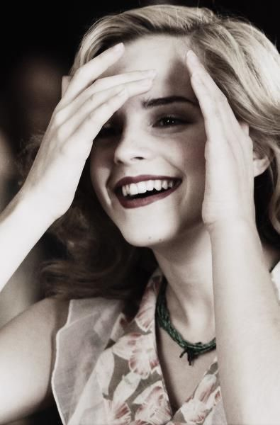 Emma Watson, def my woman crush. Best female lead character and role model. Perfection
