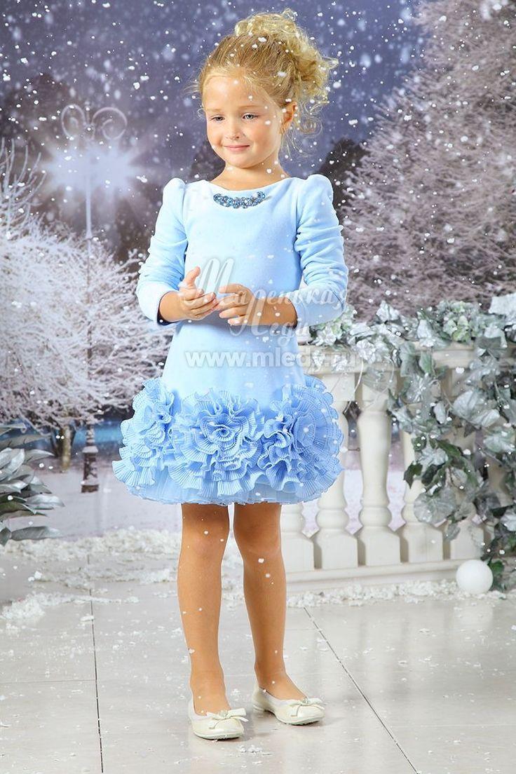 картинка Платье пышное магазин Одежда+ являющийся ...