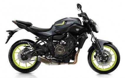 MOTOCICLETEYamaha Yamaha MT-07 '16