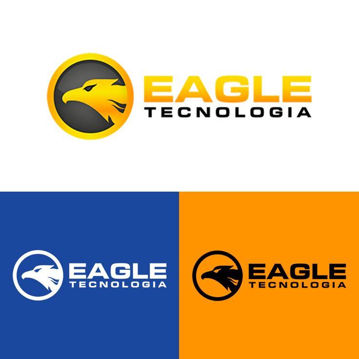 Logo Eagle Tecnologia (Logo reformada)