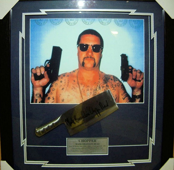 Mark Chopper Read