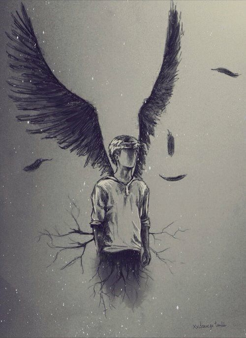 Nas asas do tempo, a tristeza voa.