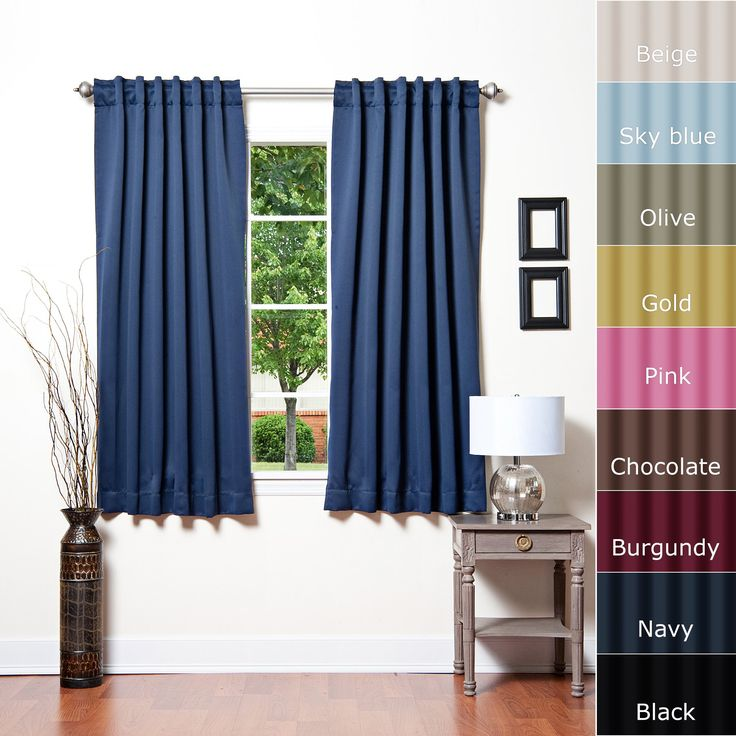 Need to get some good blackout curtains for B's room