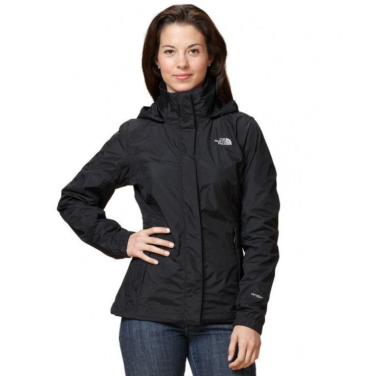 Chaqueta de mujer resolve jacket the north face